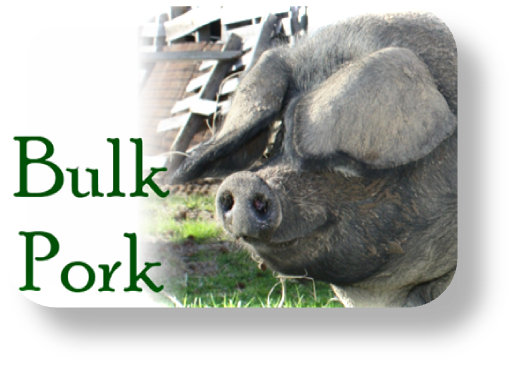 Bulk Pork Purchasing Information